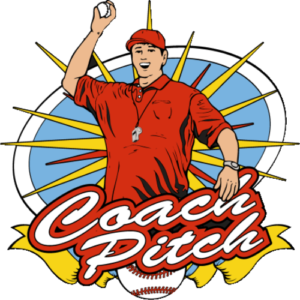 "1 1/4"" Coach Pitch Baseball Pin-2982"