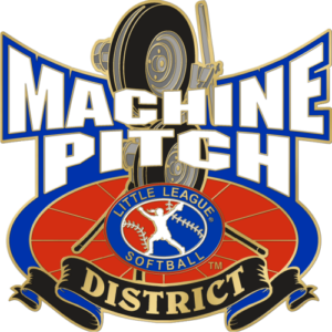 "1.5"" SOFTBALL MACHINE PITCH DISTRICT-2955"