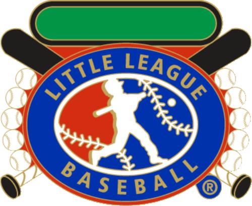 "1 1/4"" Little League All Purpose Baseball Pin-2818"