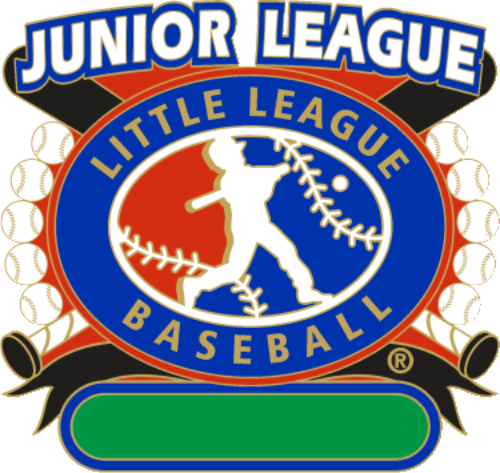 "1 1/4"" Junior League All Purpose Baseball Pin-2803"