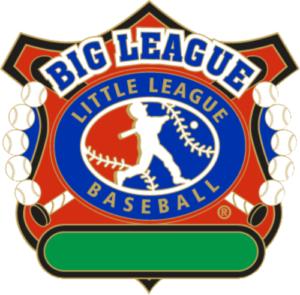 "1 1/4"" Big League All Purpose Baseball Pin-2813"