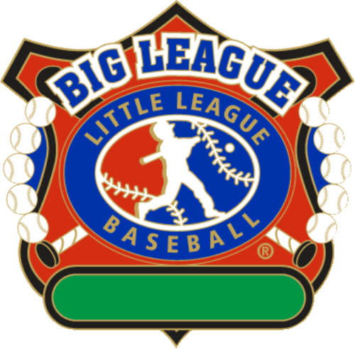 "1 1/4"" Big League All Purpose Baseball Pin-2813"