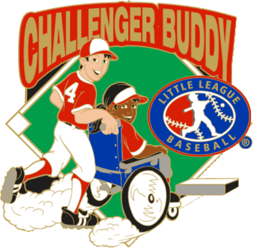 "1.25"" CHALLENGER BUDDY-2911"