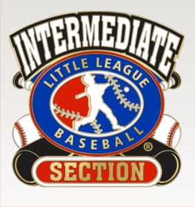 "1 1/4"" Intermediate Section Baseball Pin-2826"