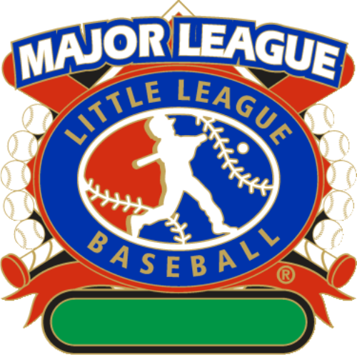 "1 1/4"" Major League All Purpose Baseball Pin-2797"