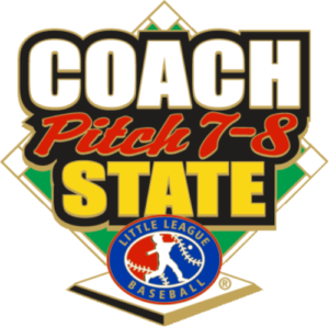"1.25"" COACH PITCH 7-8 STATE -2908"