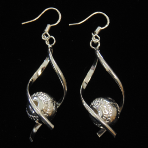 Baseball/Softball Earrings-3035