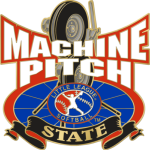 "1.25"" SOFTBALL MACHINE PITCH STATE-2956"