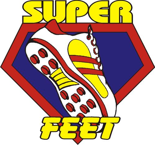 """1"""" Super Feet-3050"""