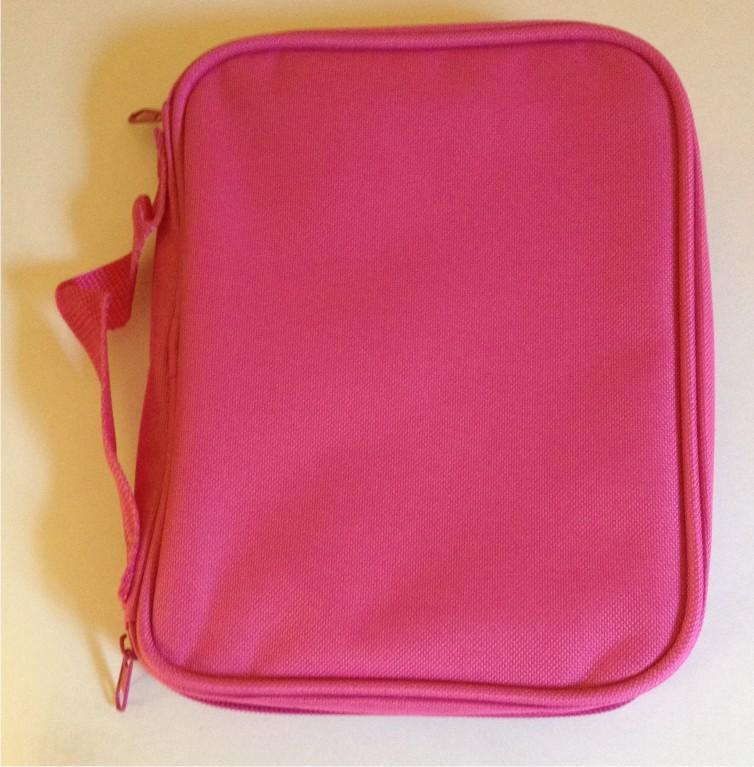 Small Pink Pin Bag 8″ x 10″