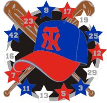 Baseball Pins -