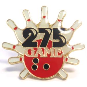 """1"""" 275 GAME BOWLING PIN-3189"""