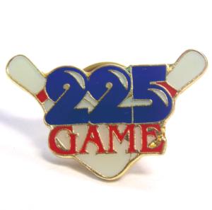 """1"""" 225 GAME BOWLING PIN-3191"""