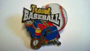 "1.75"" TRAVEL BASEBALL PIN-3202"