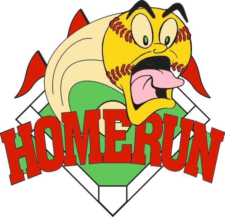 1 25 softball screaming ball homerun pin dph custom pins