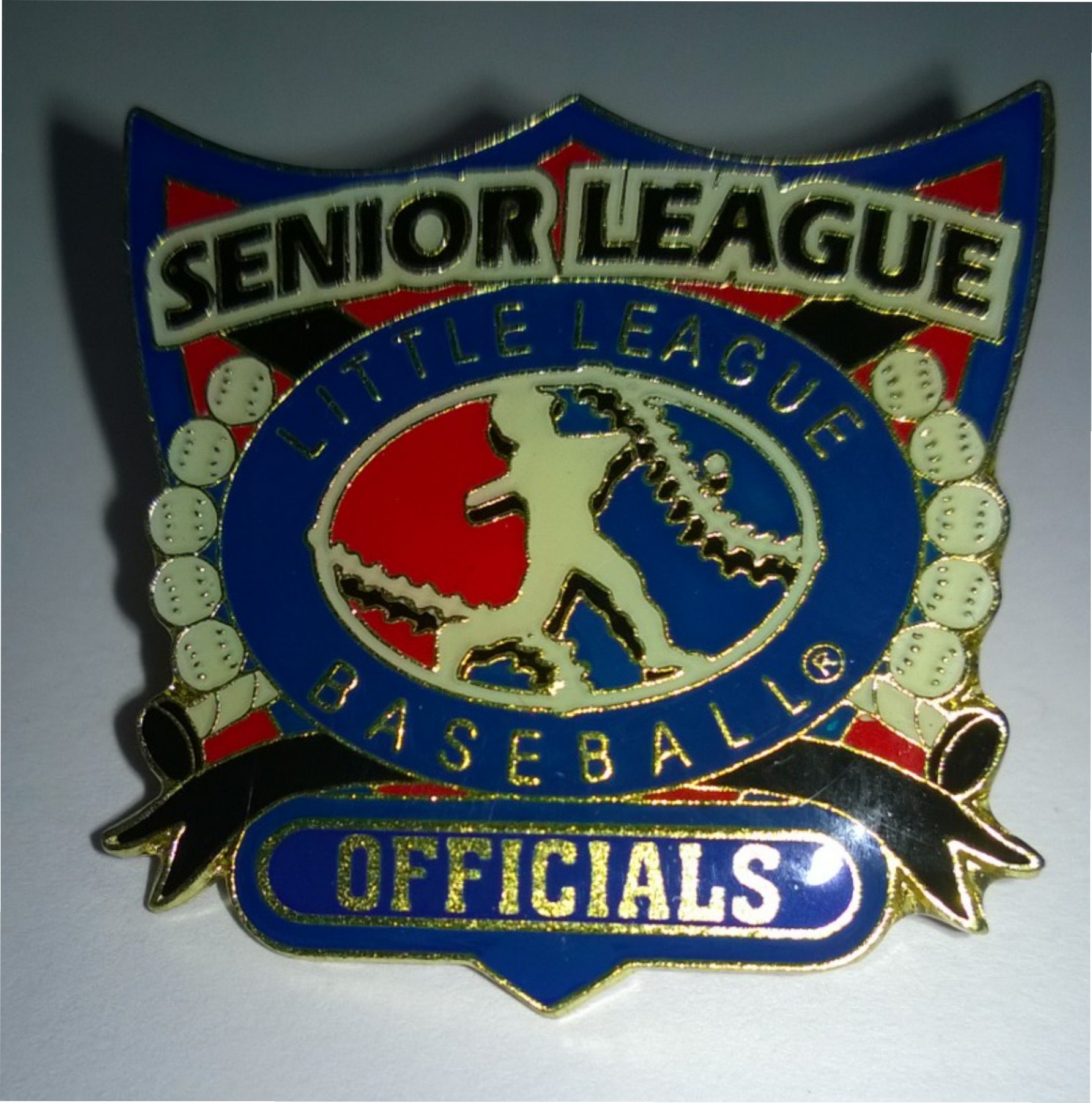 Baseball/Softball Pins